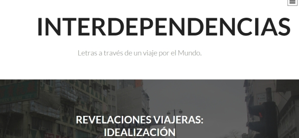 Blog Interdependencias