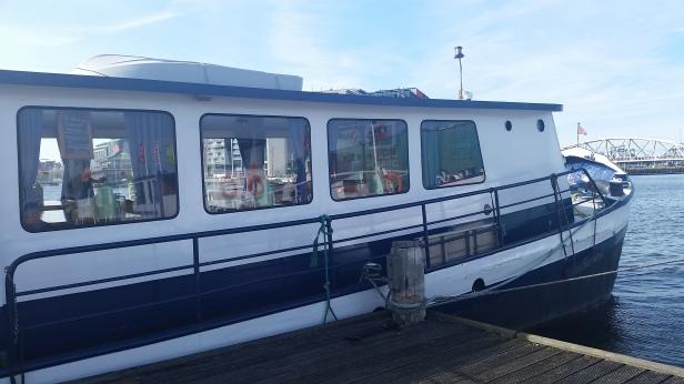 Amicitia Hostel Boat, Amsterdam, Países Bajos
