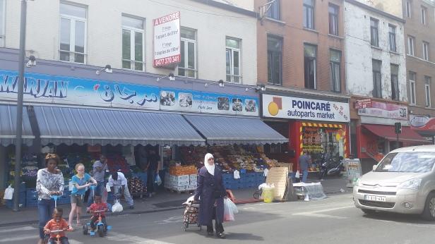 Barrios de Bélgica, cercanos a Anderletch