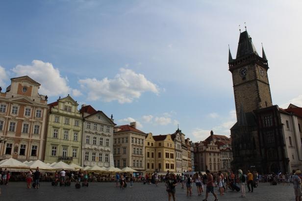 Old Town, Praga