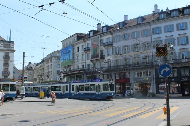 Paradeplatz, Zúrich