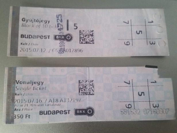 Boletos de bus Budapest, Hungría